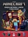 Minecraft Księga Netheru i Kresu z naklejkami