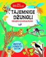 Tajemnice dżungli - książka z naklejkami
