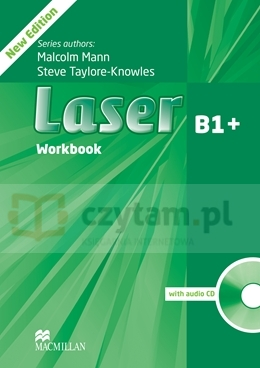 Laser 3ed B1+ WB without Key +CD Malcolm Mann, Steve Taylore-Knowles