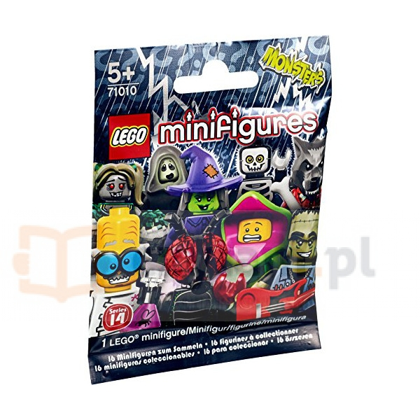 LEGO Minifigurki seria 14 (71010)