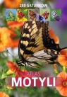 Atlas motyli250 gatunków Twardowska Kamila, Twardowski Jacek