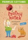 Pierwsze czytanki Olek i psotny kotek Poziom 1