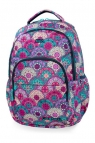 Coolpack - Basic plus - Plecak młodzieżowy - Pastel Orient (B03019)