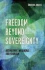 Freedom Beyond Sovereignty Sharon Krause