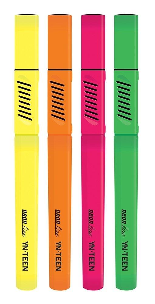 Zakreślacz Neoline - 4 kolory YN TEEN