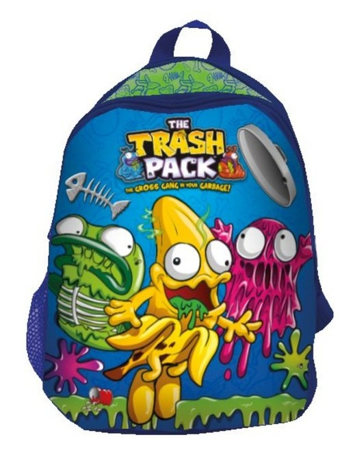 Plecak mały Trash Pack