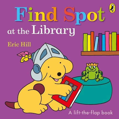 Find Spot at the Library Hill Eric