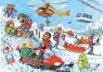 Puzzle 60 Mountain Rescue (06694)