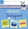 Kapitan Nauka. Odkrywam świat - Transport (książka + karty obrazkowe)