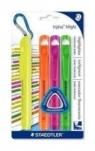 Zakreślacz biurowy Triplus 3654-S 4 kolory