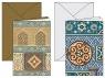 Karnet z kopertą 11,5x17cm Arabic