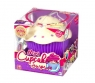 Mini cupcake Babeczka z niespodzianką jasnofioletowa