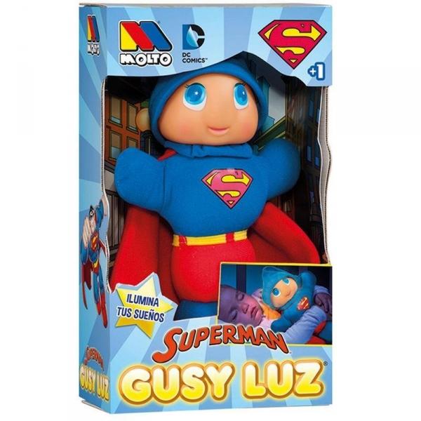 Przytulanka Gusy Luz Superman