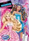 Barbie Rockowa Księżniczka Kolorowanka z naklejkami