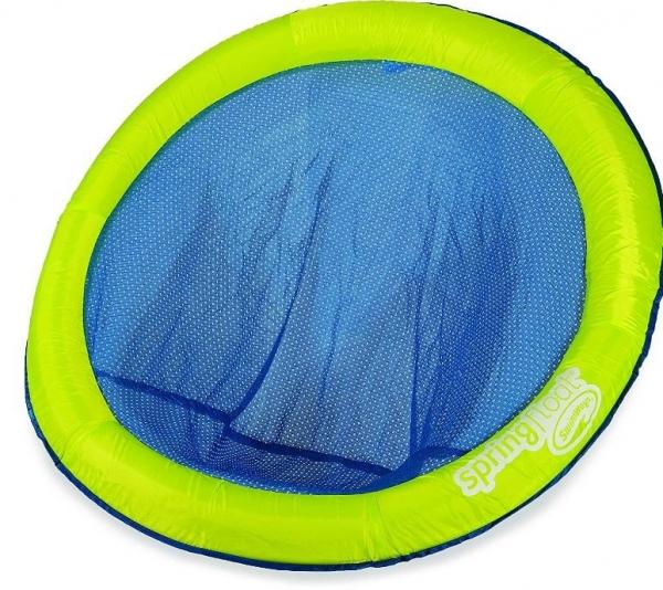 Materac do pływania, żółty SWIMWAYS (6045229/20104243)