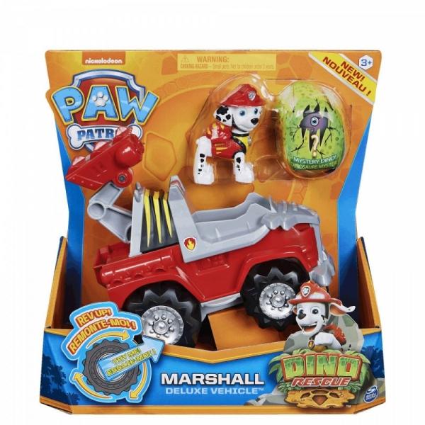 Psi Patrol Pojazd Tematyczny Dino Marshall (6056930/20124741)