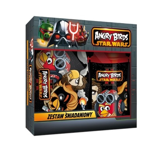 Zestaw śniadaniowy Angry Birds Star Wars II