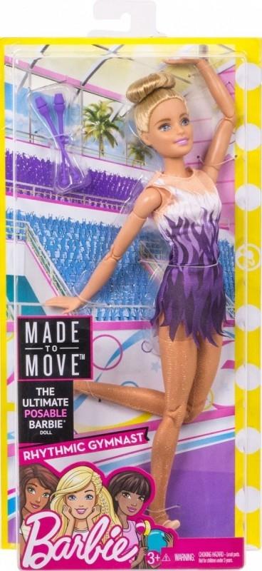 Barbie Gimnastyczka (DVF68/FJB18)