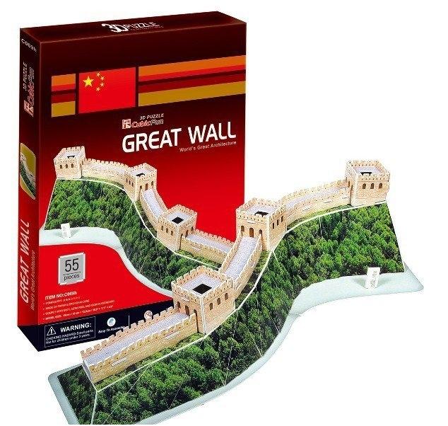 Puzzle 3D: Wielki Mur (C069H)