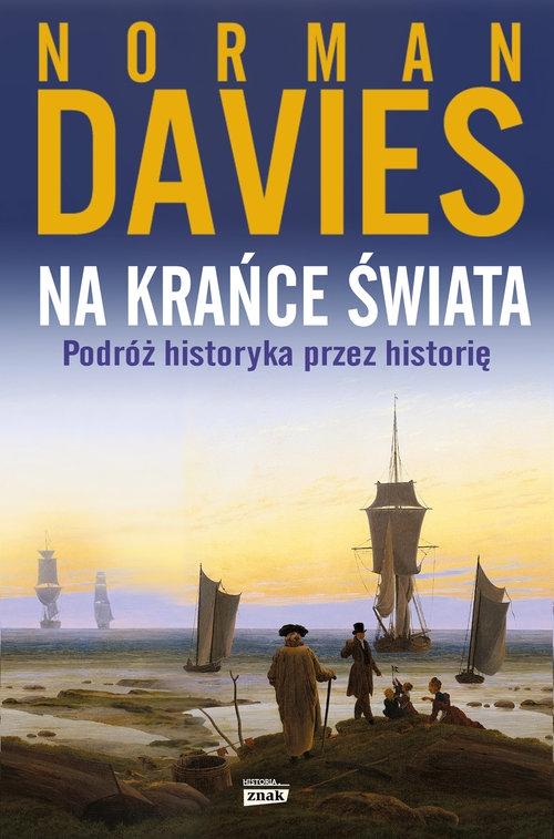 Na krańce świata (Uszkodzona okładka) Davies Norman