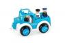 Pojazd jeep Policja z figurkami jumbo