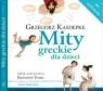 Mity greckie dla dzieci  (Audiobook)