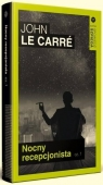 Spowiedź szpiega T.11 Nocny recepcjonista cz.1 John Le Carre