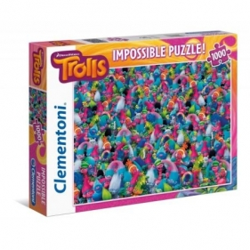 Puzzle 1000: Impossible Puzzle! - Trolls (36369)