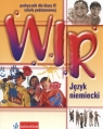 Wir 4 Język niemiecki Podręcznik z płytą CD Szkoła podstawowa Motta Giorgio, Książek-Kempa Ewa, Wieszczeczyńska Ewa