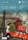 C'est parti! 1 podręcznik wieloletni + CD DRACO