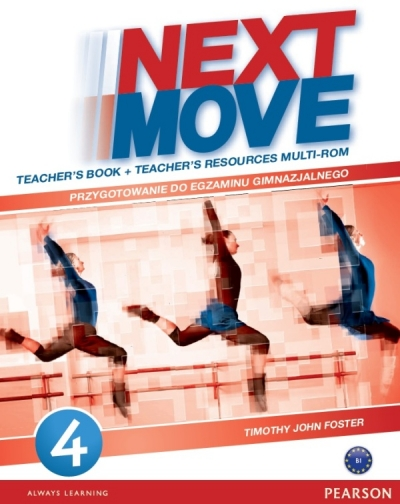 Next Move PL 4 TB + CD do wersji wieloletniej