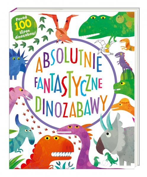 Absolutnie fantastyczne dinozabawy Archer Mandy