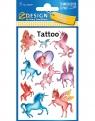 Tatuaże dla dzieci - Jednorożce (56669)