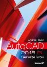 AutoCAD 2018 PL. Pierwsze kroki Andrzej Pikoń
