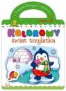 Kolorowy świat trzylatka Zeszyt 2