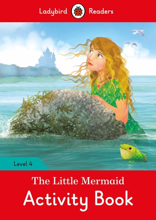 The Little Mermaid Activity Book