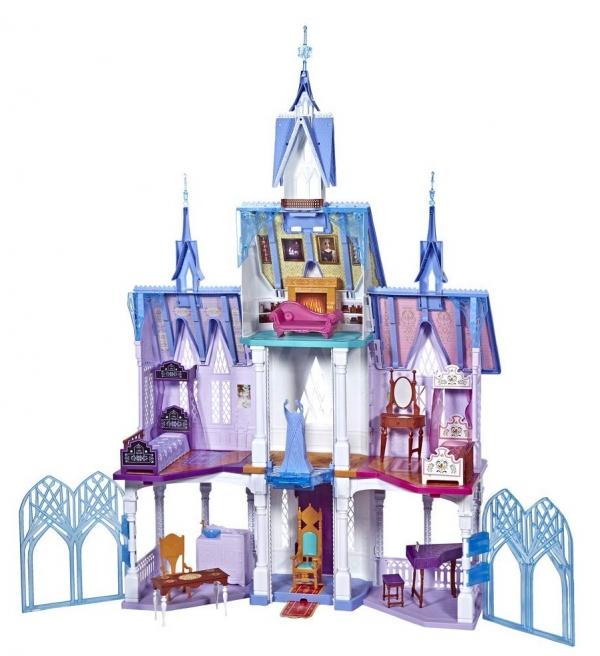 Frozen 2: Wielki zamek Arendelle (E5495). Wiek: 3+