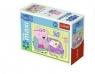 Puzzle 20 miniMaxi - Zabawy Świnki Peppy 3 TREFL