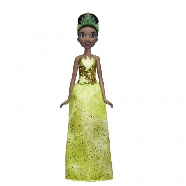 Disney Princess Brokatowe Księżczniki Tiana (E4021/E4162)