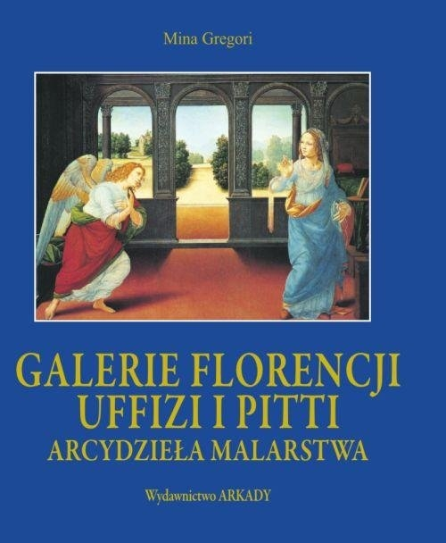 Galerie Florencji Uffizi i Pitti bez etui Gregori Mina