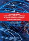Opodatkowanie konsumpcji, pracy i kapitału w krajach Unii Europejskiej. Wnioski dla Polski
