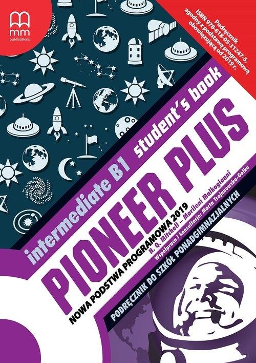 Pioneer Plus Intermediate B1 Student's Book Mitchell -H.Q., Malkogianni Marileni