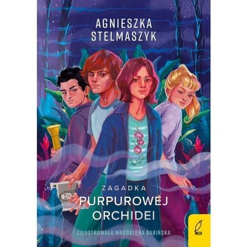 Klub Przyrodnika T.1 Zagadka purpurowej orchid Stelmaszyk Agnieszka