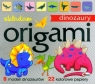 Origami składam dinozaury