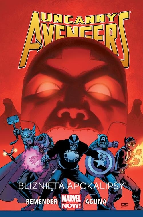 Uncanny Avengers: Bliźnięta apokalipsy Tom 2 Remender Rick