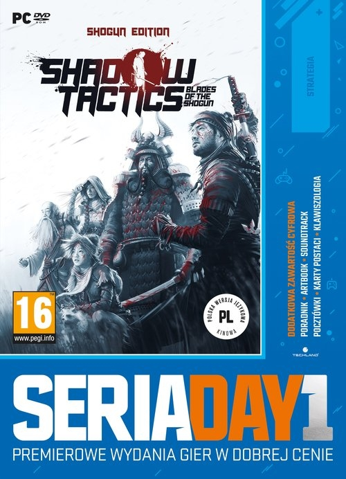 Seria Day1 Shadow Tactics