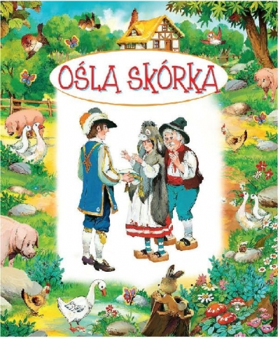 Ośla skórka Wojciechowska-Dudek Beata