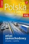 Atlas samochodowy Polska 1:275 000