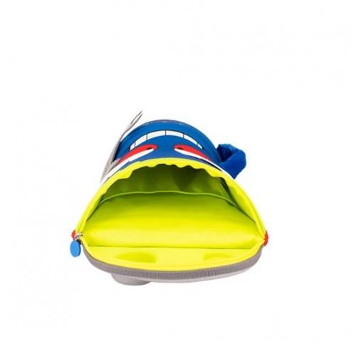 SuperZings Plecak w kształcie postaci MR. KING - Dostępność 7/09