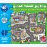 Ogromne miasto Puzzle podłogowe 15 elementów